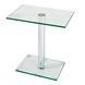 Adjustable Rectangular Side Table