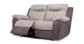 Tone 2 Seater Electric Recliner