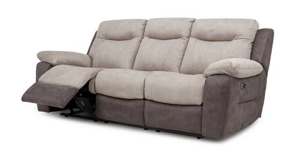 Tone 3 Seater Electric Recliner