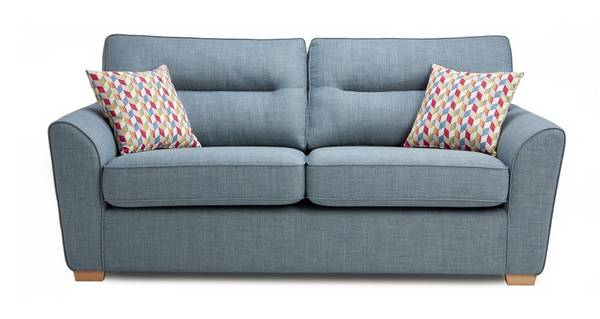 Topic 3 Seater Sofa with Removable Arm