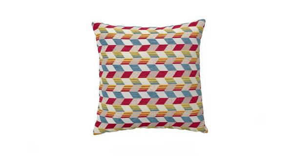 Topic Pattern Scatter Cushion