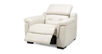 Torino Handbediende recliner stoel