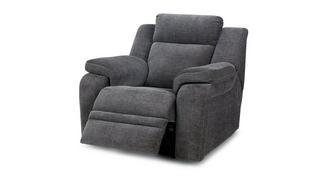 Toulon Handbediende recliner stoel