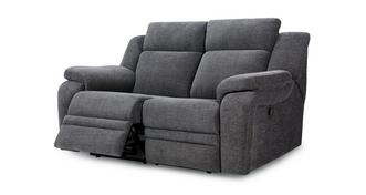 Toulon 2 Seater Manual Recliner