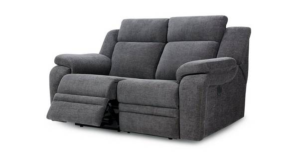 Toulon 2 Seater Electric Recliner