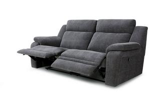 3 Seater Manual Recliner Provence