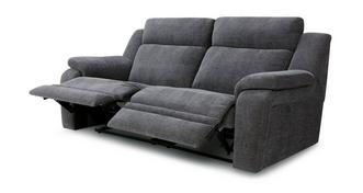 Toulon 3 Seater Electric Recliner