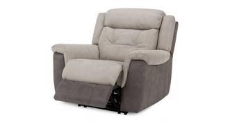 Toward Manual Recliner Chair
