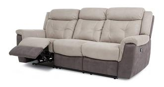 Toward 3 Seater Manual Recliner