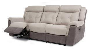 Toward 3 Seater Electric Recliner