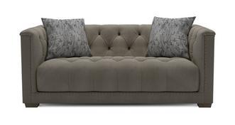 Trafalgar Velvet 2 Seater Sofa