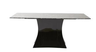 Trattoria Vaste vierkante tafel