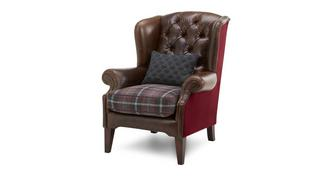 Treasury Oorfauteuil