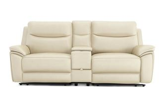 3 Seater Power Recliner and Console