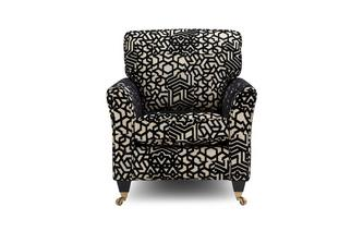 Geo Accent Chair