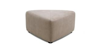 Triangle Large Footstool