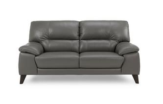 Leather and Leather Look 2 Seater Sofa Premium
