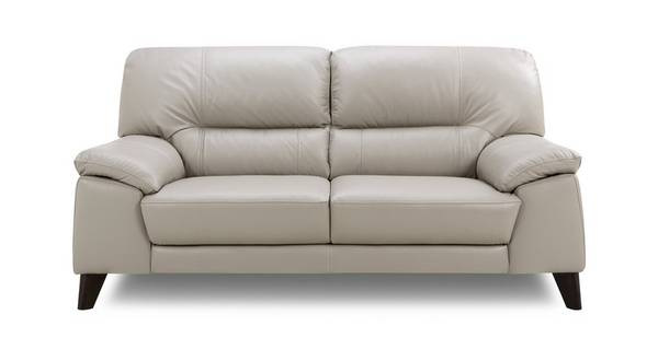 Trident Leather and Leather Look 2 Seater Sofa