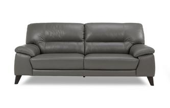 Leather and Leather Look 3 Seater Sofa Premium