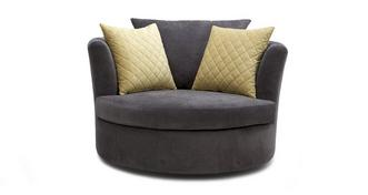 Trilogy Large Swivel Chair