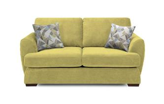 Trilogy 2 Seater Deluxe Sofa Bed Sherbet