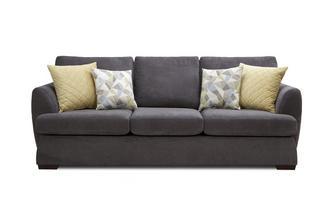 4 Seater Sofa Sherbet