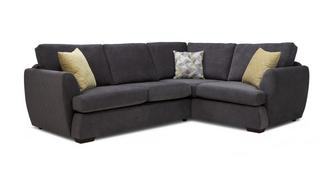 Trilogy Left Hand Facing 2 Seater Corner Sofa