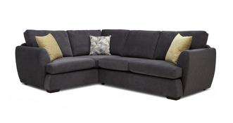 Trilogy Right Hand Facing 2 Seater Corner Sofa