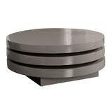 Round Swivel Coffee Table
