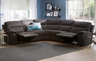 Fabric Recliner Sofas In Classic Amp Modern Styles Dfs