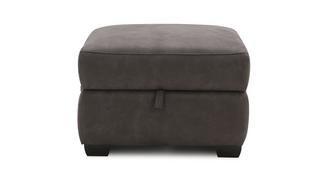 Tritan Storage Footstool