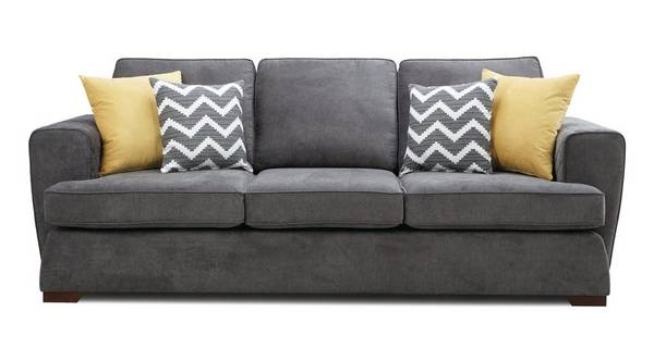 Tryst 4 Seater Sofa
