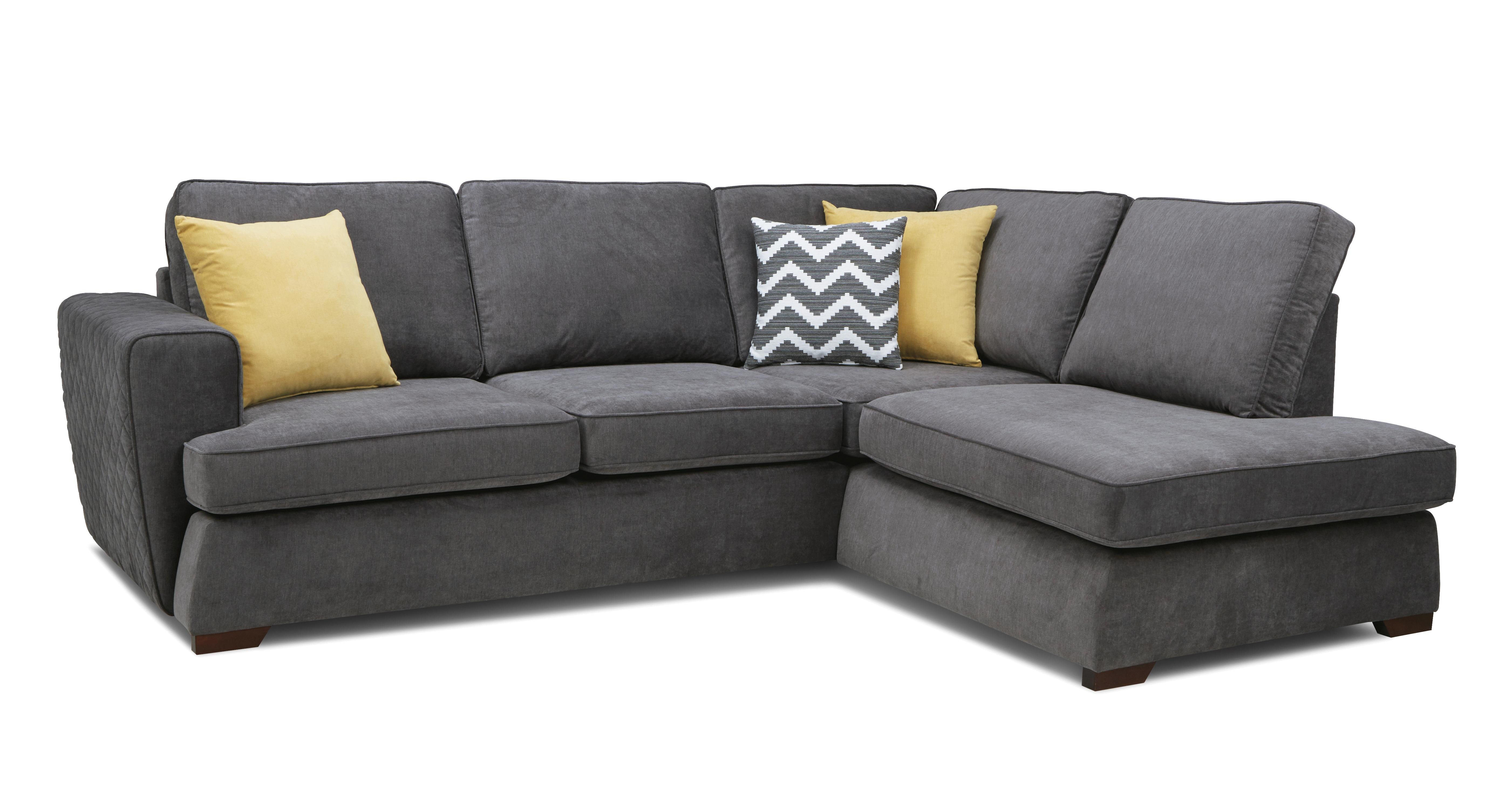 Prime Tryst Left Hand Facing Arm Open End Corner Sofa Home Interior And Landscaping Spoatsignezvosmurscom