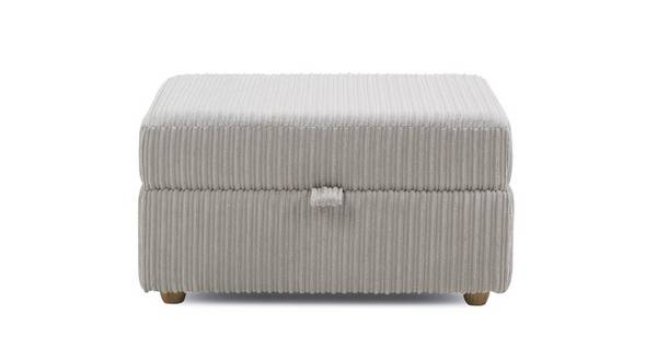 Turner Large Storage Footstool