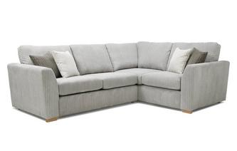 Left Hand Facing 2 Seater Corner Sofa Marley