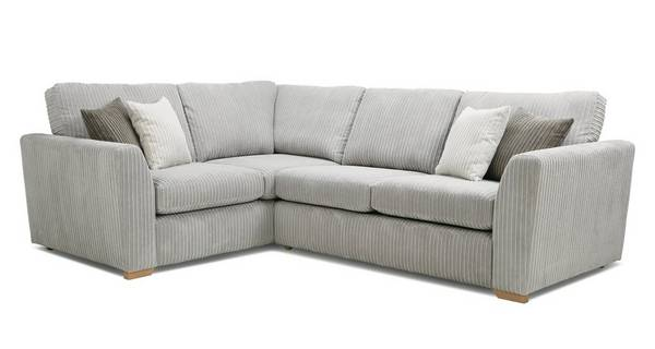 Turner Right Hand Facing 2 Seater Corner Sofa