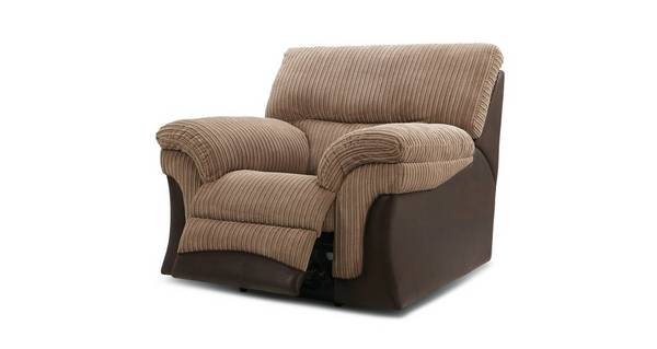 Twiby Manual Recliner Chair
