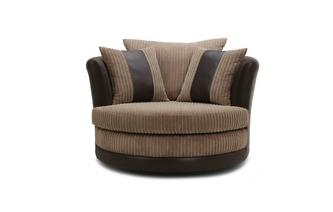 Twiby Large Swivel Chair Samson