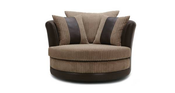 Twiby Large Swivel Chair