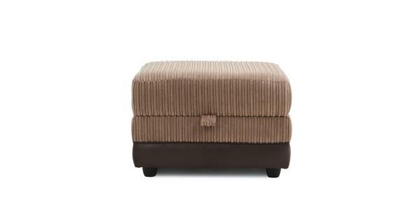 Twiby Storage Footstool