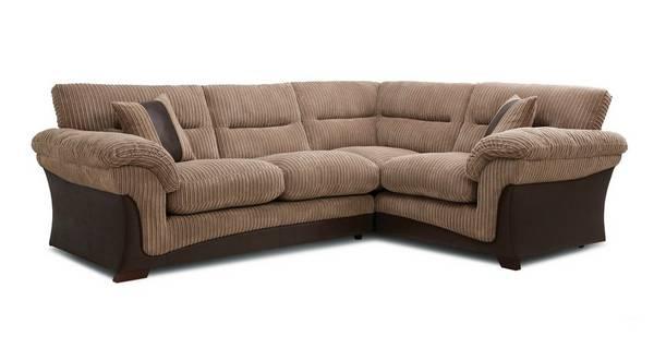 Twiby Left Hand Facing Arm 2 Piece Corner Sofa