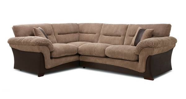 Twiby Right Hand Facing Arm 2 Piece Corner Sofa