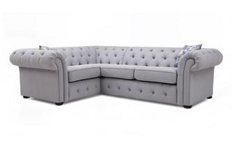 Right Hand Facing Arm 2 Seater Corner Sofa Opera