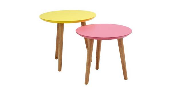 Twist Nest of Tables