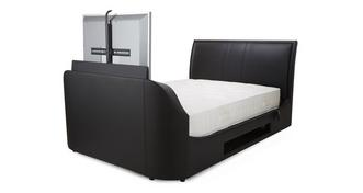 Ultimate King Size (5 ft) Media TV Bed