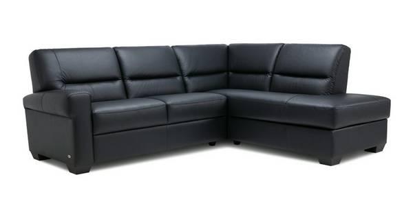 Unity Left Hand Facing Arm Corner Sofa
