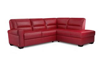 Unity Left Hand Facing Arm Corner Sofa Hazen