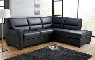 Charmant Unity Left Hand Facing Arm Corner Sofa Hazen