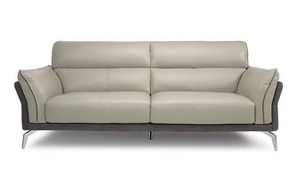 Valdez 3 Seater Sofa New Club Dfs Ireland