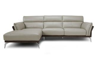 Left Hand Facing Chaise End Sofa New Club
